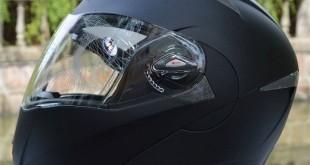 Mũ bảo hiểm GXT màu đen