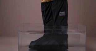 giày đi mưa nam